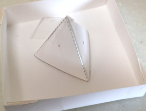 盛り塩の型紙と作り方